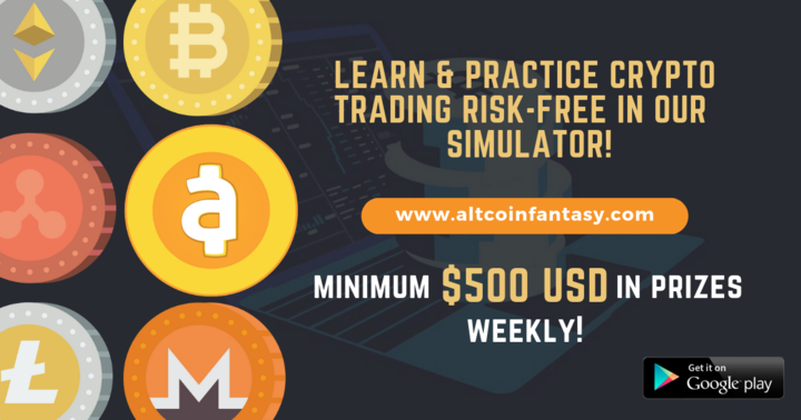 Free Bitcoin and Cryptocurrency Trading Simulator - Learn